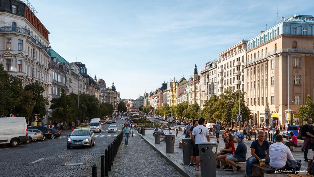 Las calles y edificios de Praga son sencillamente hermosos.