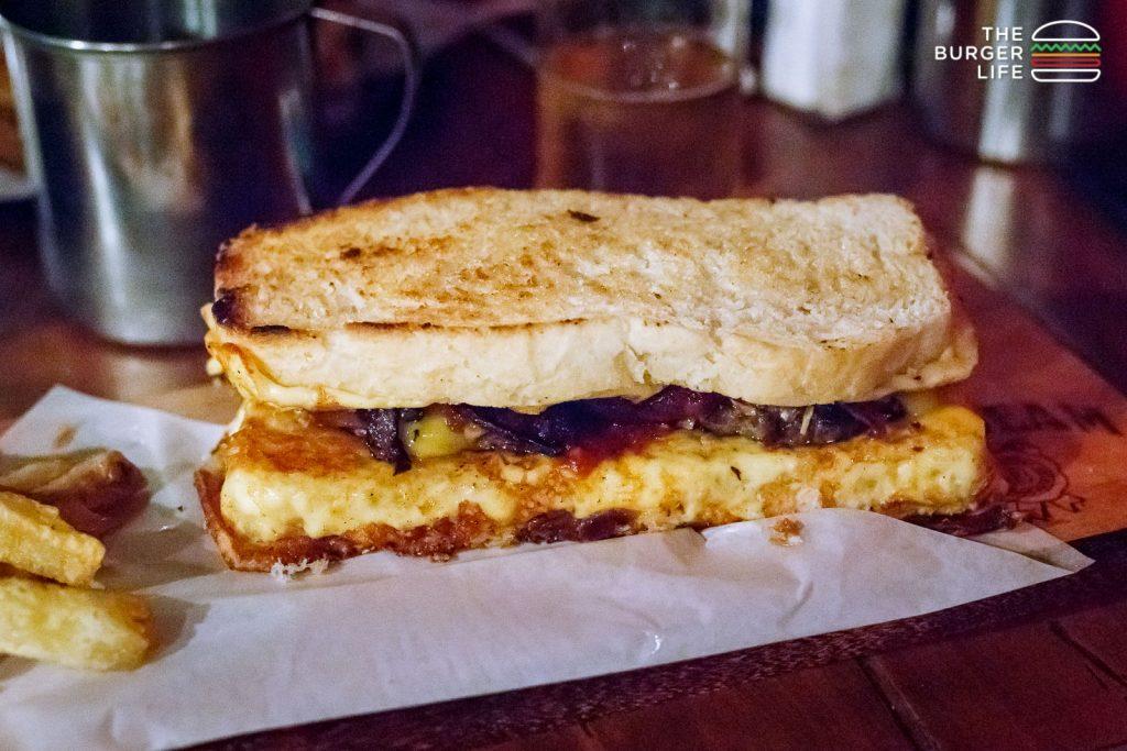 Sandwich Tierra de Nadie
