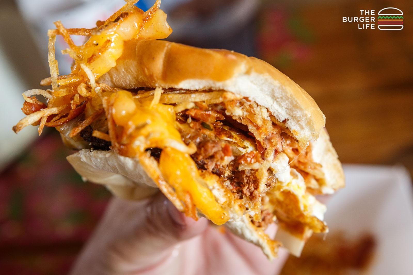 Fritas Cuban Burger Cafe Menu