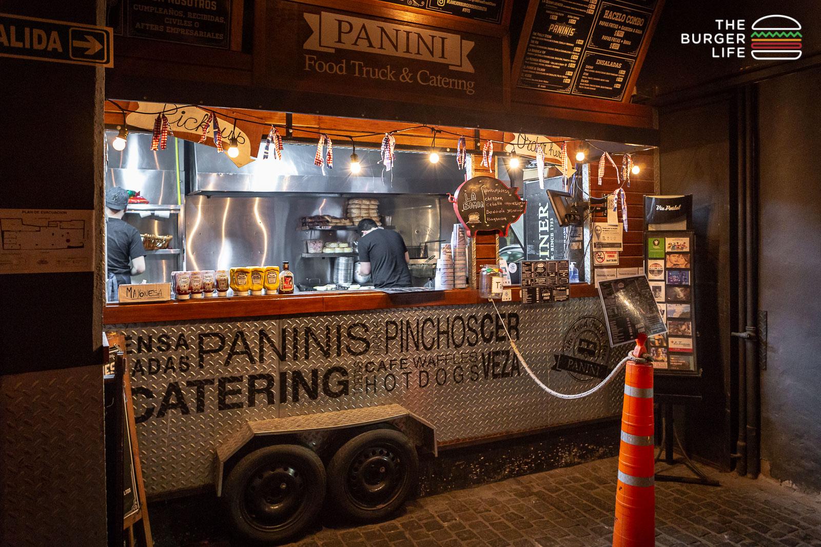 The Food Truck Store Panini Recoleta